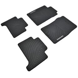 2003 2009 4Runner Floor Mats All Weather Mats 4PC Genuine Toyota PT908 89090 20 $93.70