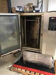 BKI 10 shelf combi oven 3 Phase good Condition BKI CPE 1.10 Shipping Available