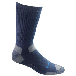 Bates Mens Over The Calf Navy 1 Pk Large Socks Made in the USA FREE USA SHIPPING $8.95