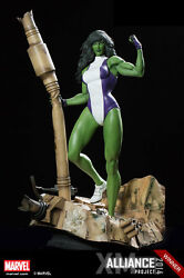 XM Studios She-Hulk Statue Figure US Seller shipping from US FREE SHIP