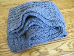 The Elder Statesman 100% cashmere NWT scarf Barney's New York made in USA