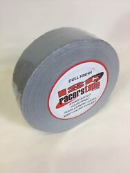 """Gaffers Tape ISC Racers Tape Silver 2"""" X 165"""" $6.99"""