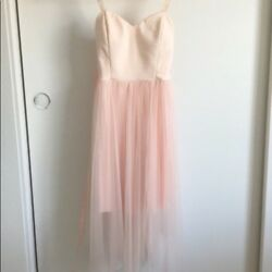 XSMALL Pink Formal Party Dress $19.99