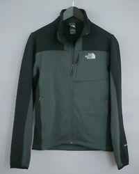 Men The North Face Track Jacket TKA Stretch Sportswear Activewear S XIM297