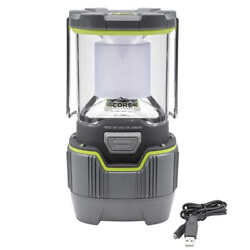CORE 1000 Lumen Rechargeable LED Lantern Camping Hiking Hunting $56.56