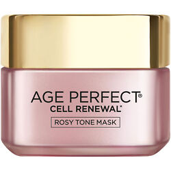 L'Oreal Paris Skin Care Age Perfect Cell Renewal Rosy Tone Mask 1.7 oz