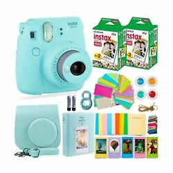 DEALS NUMBER ONE Fujifilm Instax Mini 9 Camera with Fuji Instant Film (40 She...