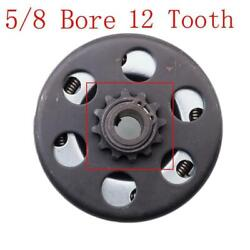 New Torque Go Kart Clutch 5 8quot; Bore 35# Chain 12 Tooth Sprocket 12T Centrifugal $19.46