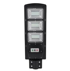 USA🇺🇸120 Watts180 LED Solar Power LED Street Light remote  Radar PIR $128.95