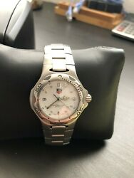 Tag Heuer Professional 200M WL1210 IN MINT CONDITION