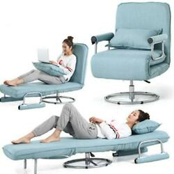 Multifunction Office chair Nap folding Chaise Lounge Living Room Furniture...