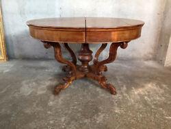 Antique and Important Oval Genovese