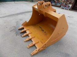 60 INCH CASEMILLER BUCKET ON 70 MM PINS WITH TEETH  FREE UK DELIVERY INCLUDED