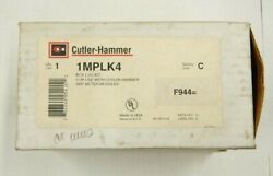 CUTLER HAMMER 1MPLK4 LUG KIT for use with Cutler hammer 1MP Meter Modules NEW $35.00