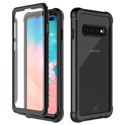 For Samsung Galaxy S10e S10 Plus Case Shockproof Waterproof  w Screen Protector
