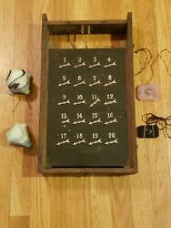 annunciator panel Antique with call Bells Providence Rhode Island 1894 $750.00