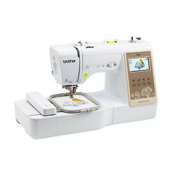 Brother Combination Computerized Sewing 4x4 Embroidery Machine Color LCD Display