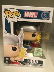 Thor #438 2019 ECCC Spring Shared Convention Exclusive Funko Pop