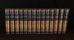 1896-1897 14vol The Collected Writings of Thomas De Quincey Confessions of an Op