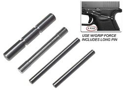 Stainless Steel 4 Pin Kit Set for Glock 17 19 20 21 22 23 26 27 34 35 37 38 39 $10.99