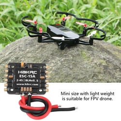 Mini 4 in1 Electronic Speed Controller ESC For RC FPV Drone Quadcopter Parts $27.09