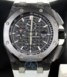 AUDEMARS PIGUET Royal Oak Offshore Carbon Black Ceramic 26400AU.OO.A002CA.01