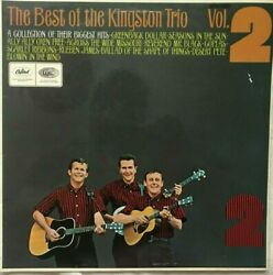 The Best Of The Kingston Trio Vol. 2 - Capitol Records - ST 2280 - 1965 UK Vinyl