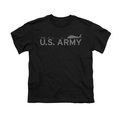 US ARMY HELICOPTER Kids Licensed Graphic Tee Shirt SM XL BOYS GIRLS SZ 6 2 $22.95
