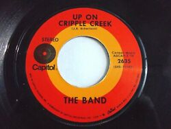 The Band Up On Cripple Creek  The Night They Drove Old Dixie Down Vinyl Record