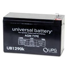 NEW UB1290 12V 9AH SLA Battery Replacement Super Speed Off Road Racer KL-20013 $23.99