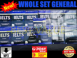 Cambridge Practice Tests IELTS (1 – 13) General Student Book Answers+Audio Link