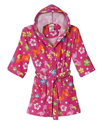 St. Eve Girls Beach Cover Up Pink Flamingo $19.99
