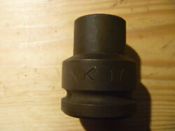 Facom impact socket. NK 17mm. Commercial quality $11.35