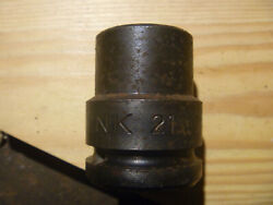 Facom impact socket. NK 21mm.  Commercial quality $10.09