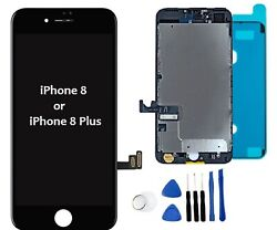 iPhone 8 Replacement Screen LCD Touch Screen Digitizer Display Assembly 8 8 Plus $19.99