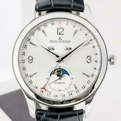 Jaeger-LeCoultre Master Control Calendar Stainless Steel 39mm ref. Q1558420