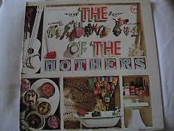 THE **** OF THE MOTHERS VINYL LP 1969 VERVE RECORDS V6 5074X STEREO EX $59.99