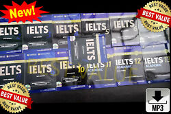 Cambridge Practice Tests IELTS (2 – 13) Academic Student Book Answers+Audio Link