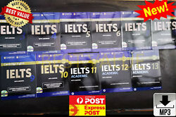 Cambridge Practice Tests IELTS (3 – 13) Academic Student Book Answers+Audio Link