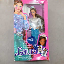 Barbie 1980s Doll Jewel Secret LAURA PRINCESS Foreign Finland Convention NRFB