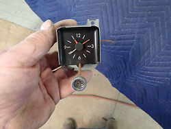 Dash Clock 1966 1967 Buick Riviera GS $69.00