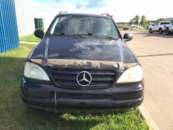 Chassis ECM 163 Type Body Control ML320 Fits 99 MERCEDES ML-CLASS 172098