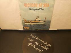 RARE 60#x27;s Novelty In Fidelity LP: quot;Victory at Seaquot; NUDE COVER INSERT CHEESECAKE $15.95