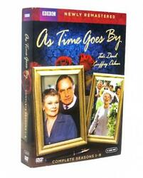 As Time Goes By - Complete Original Series Remastered (DVD 2017 11-Disc Set)