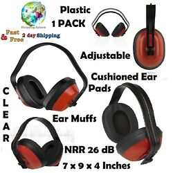 Safety Ear Muffs Noise Reduction Shooting Hunting Hearing Protection Headphone