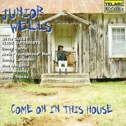 Junior Wells : Come On in This House CD 2012 $6.81