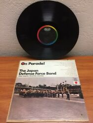 """The Japan Defense Force Band – On Parade! 12"""" Vinyl"""