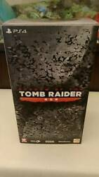 Brand New Shadow of the Tomb Raider Ultimate Collector's Edition PS4