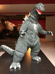 Godzilla 1964 Bandai Great Monster Series 37 inch 1984 RARE Original Giant Vinyl