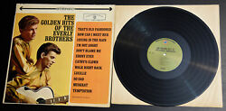 THE EVERLY BROTHERS THE GOLDEN HITS OF THE EVERLY BROTHERS LP EXCELLENT V $9.99